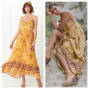 Spell & The Gypsy | Mystic Strappy Maxi Dress M